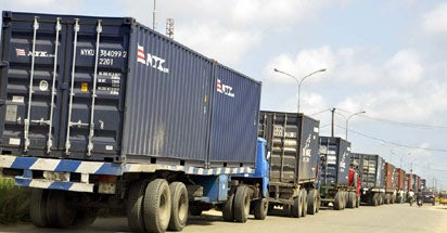 Boboye Declares Impound At Sight On Trailers Carry Containers Without Proper Latching