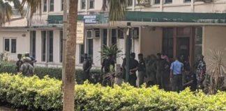 Protests: Police Take over FIIRO
