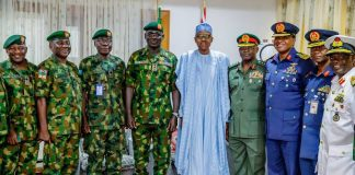 Security Meeting: No discussion on Sacking Service Chiefs – NSA