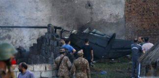 18 Die As Military Plane Crashes
