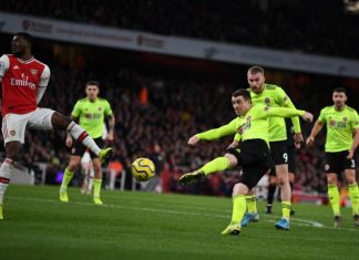 EPL: Arsenal Held Again By Late Sheffield Leveler