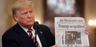 Trump Celebrates Impeachment Acquittal, Blasts Rivals