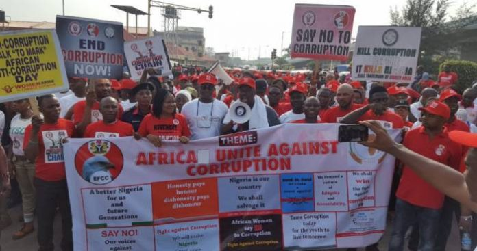 EFCC To Nigerians, Take Fight Against Corruption Serious