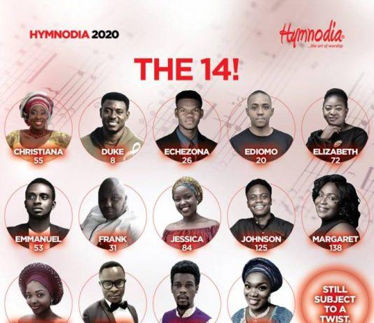 CAN Endorses, Unveils Hymnodia 2020