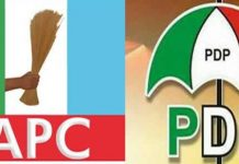 8 LGA Chairmen In Zamfara Defect From APC To PDP