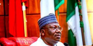 Senate President Raises Alarm Over Security Threat To NASS