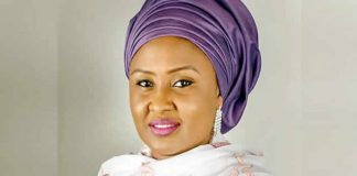 APC Govs Felicitate With Aisha Buhari At 49
