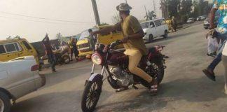 Ban: Police, Okada Riders Clash Again