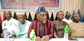 Benue 2023: Moro Calls For Idoma Governor, Promises To Lead The Fight