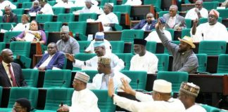 House of Representatives Is broke