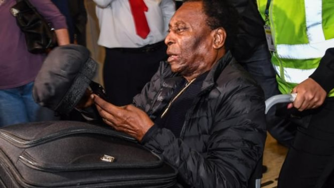 Pele: Brazil Legend 'Embarrassed' To Leave House Because Of Ill Health