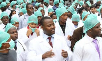 Protesting Health Workers Shut Down Imo Specialist Hospital Over Salary Cut