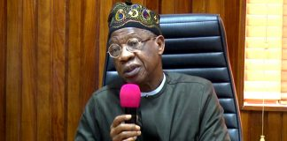 Buhari Will Not Resign, Lai Mohammed