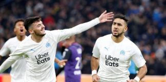 Ligue 1: Marseille Cement Second Place With Toulouse Win