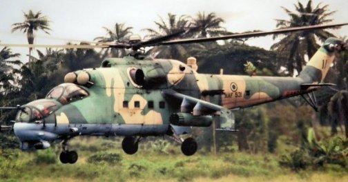 NAF Destroys ISWAP Camp In Borno