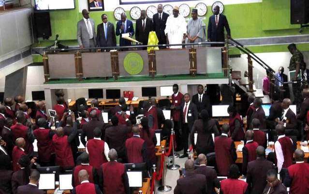 Investors Lose N153.6 Billion On Monday As ASI Dip 1.05%