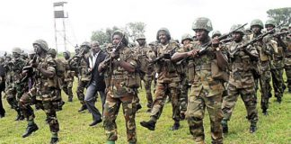 Military Kills 13 Bandits, Recovers Several Ammunition In N/West