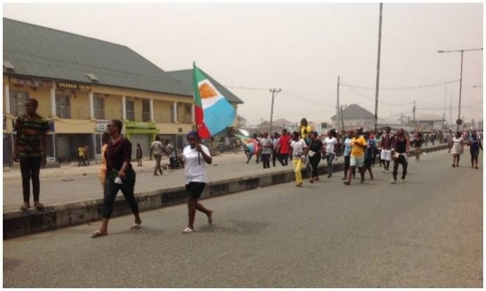 Violent Protests: Police Impose Curfew On Bayelsa