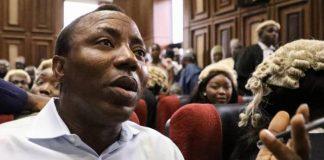BREAKING: Court Awards N200,000 Damages Against DSS For Sowore