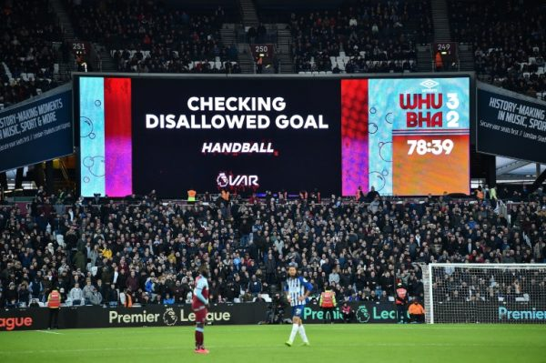 UEFA Cuts 15 Seconds Off VAR Reviews In Champions League Games