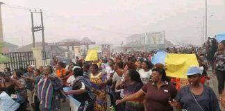 Protests Rock Bayelsa, PDP Secretariat, Others Attacked
