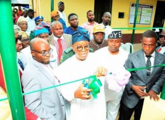 Oyetola: Man on a Mission to Revamp Osun Health Sector