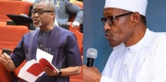 PDP Chieftain Supports Abaribe's Call On Buhari To Resign