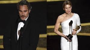 Oscars: Renee Zellweger, Joaquin Phoenix Emerge Best Actress, Actor