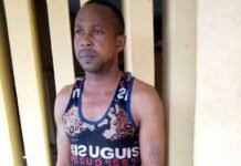 Police Arrest Serial Rapist In Anambra