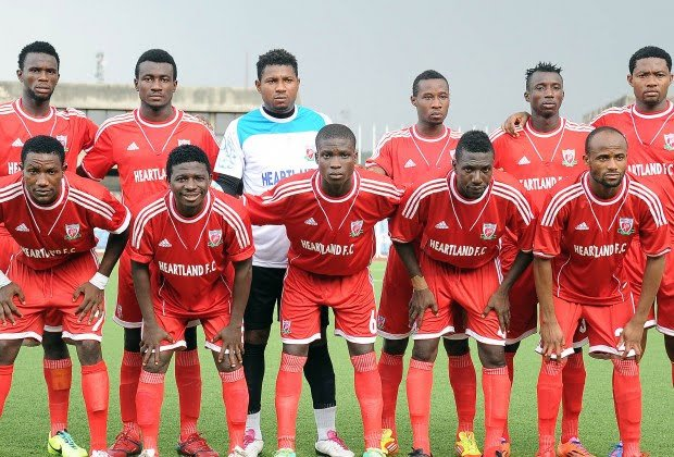 Imo FA Bans Heartland FC Staff For 5 Matches Over Misconduct