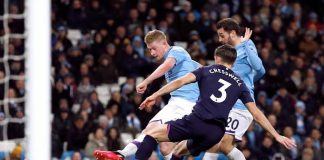 Manchester City See Off West Ham United As Fans Take Aim at UEFA