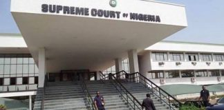 BREAKING: Bayelsa: Supreme Court Strikes Out APC Appeal