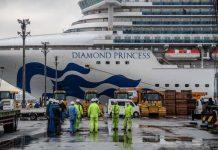 Coronavirus: First Passengers Disembark From Diamond Princess In Japan