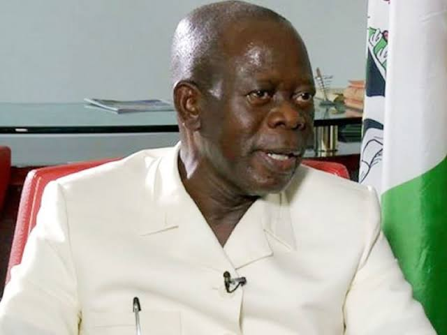There Will Be No Governor In Bayelsa From Tomorrow - Oshiomhole