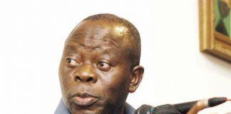 Internal Disagreements, Squabbles Normal In Politics - Oshiomhole