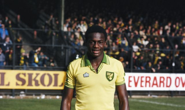 First Openly Gay British Player Fashanu Makes Hall Of Fame