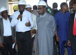 Covid-19 alters multi-billion naira Asaba central secretariat completion date