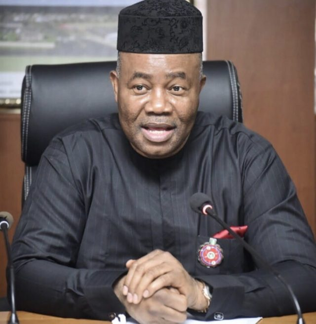 I have no ambition to contest presidency in 2023, says Akpabio