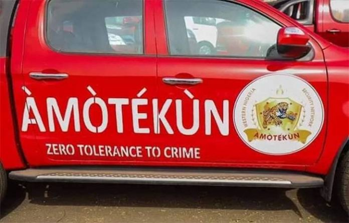 Yoruba Group Wants Security Profile Of Amotekun Operatives Unveiled