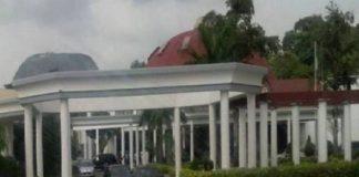 BREAKING: COVID-19 Task Force Visits Aso Villa