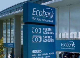 Ecobank Nigeria Commits N100m To COVID-19 Campaign