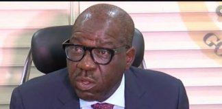Obaseki, Edo APC Hail Oshiomhole's Suspension , Say It's God At Work