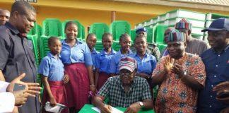 Ortom Offers Chibok, Dapchi Girls Educational Opportunities In Benue