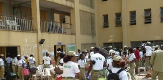 Lagos NYSC Moves To Check Coronavirus In Camps