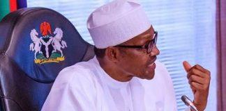 BREAKING:COVID-19: Buhari Shuts Down Lagos, Ogun, FCT