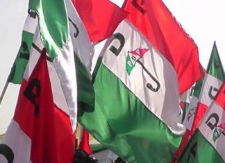 JUST IN: PDP Youths Demand Alaibe's Expulsion
