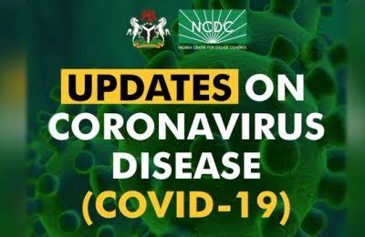 BREAKING: COVID-19: NCDC Confirms 2 New Cases