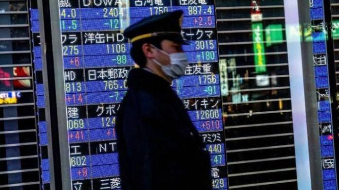 Stocks Fall As Nations Take Coronavirus Action