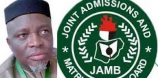JAMB Hands 195 UTME Candidates To Police For Trial