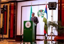 UPDATED: COVID-19: Buhari Orders Suspends Movement Of All Passenger Aircraft